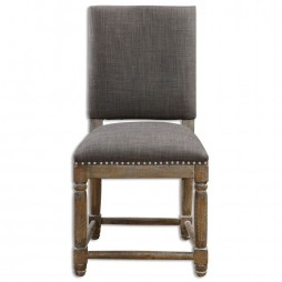 Laurens Gray Accent Chair 23215