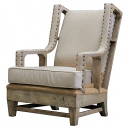 Schafer Linen Armchair 23615