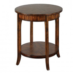 Carmel Round Lamp Table 24228