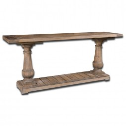 Stratford Rustic Console 24250
