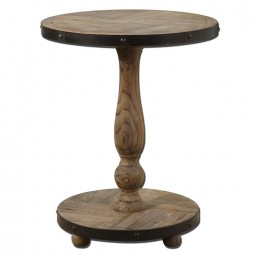 Kumberlin Wooden Round Table 24268