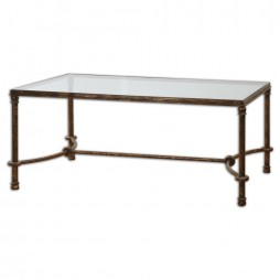Warring Iron Coffee Table 24333