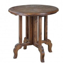 Imber Round Accent Table 24372