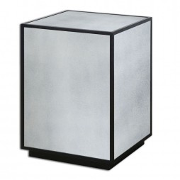 Matty Mirrored Side Table 24383