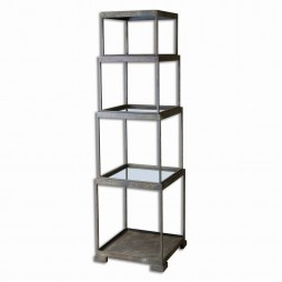 Friedman Metal Etagere 24513