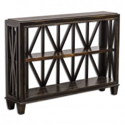 Asadel Wood Console Table 25631