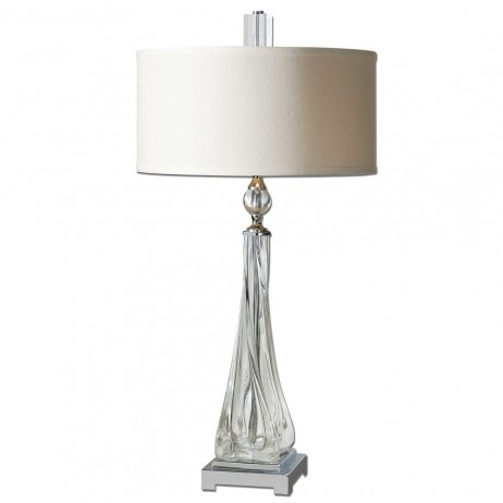 Grancona Twisted Glass Table Lamp 26294-1