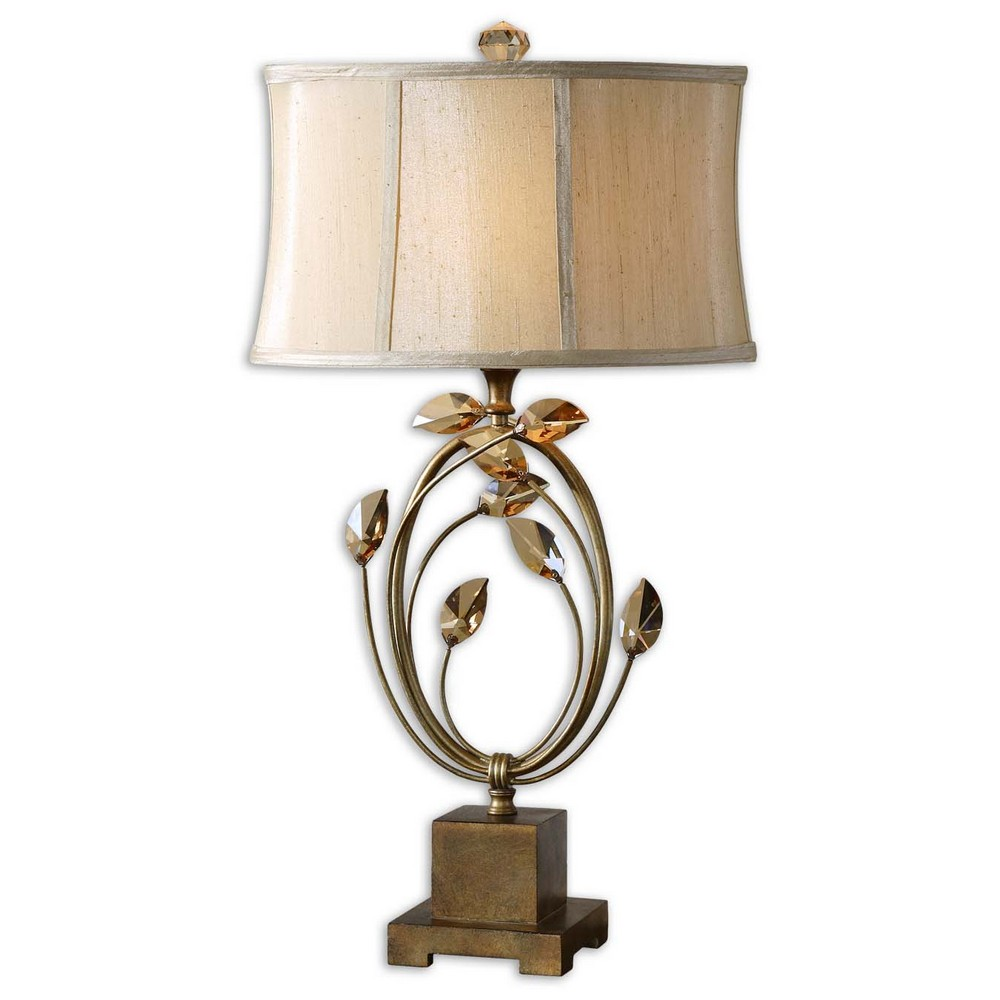 Lamps Uttermost Alenya Gold Table Lamp 26337 1