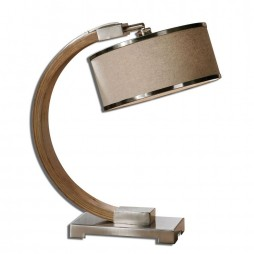 Metauro Wood Desk Lamp 26577-1
