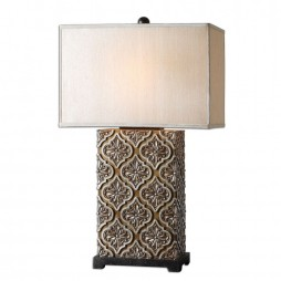 Curino Golden Bronze Table Lamp 26829-1