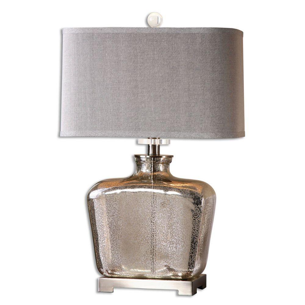Home Accessories Molinara Mercury Glass Table Lamp 26851 1