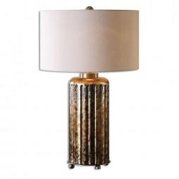 Slavonia Rust Bronze Table Lamp 26909-1