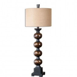Massadona Stacked Spheres Buffet Lamp 27001