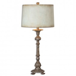 Ballena Stone Gray Buffet Lamp 27004-1