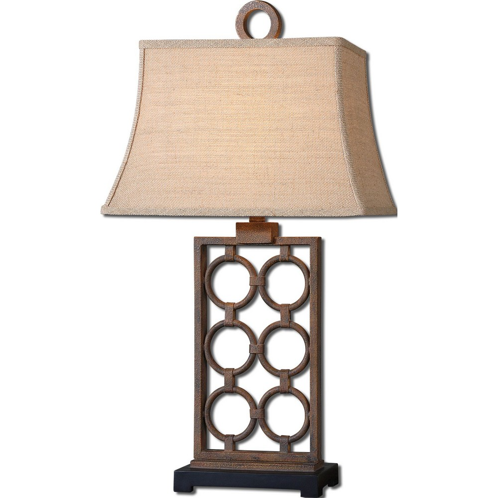 Lamps Uttermost Dardenne Bronze Table Lamp 27453