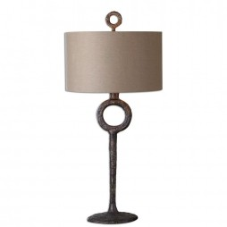 Ferro Cast Iron Table Lamp 27663