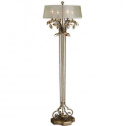 Alenya Gold Floor Lamp 28412-1