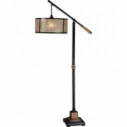 Uttermost Sitka Floor Lamp 28584-1