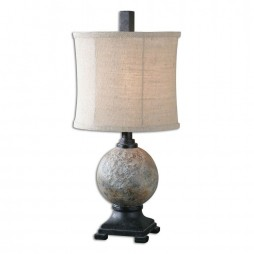 Calvene Concrete Ball Table Lamp 29031-1
