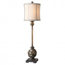 Shahla Bronze Buffet Lamp 29291-1