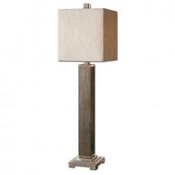 Sandberg Wood Buffet Lamp 29576-1