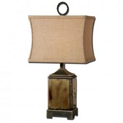 Porano Mossy Green Buffet Lamp 29728-1