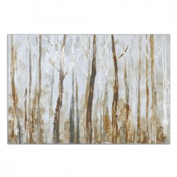 Mystic Forest Hand Painted Art 35306