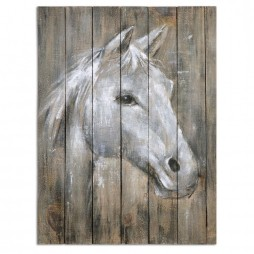Dreamhorse Hand Painted Art 35312