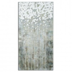 Cotton Florals Wall Art 41908