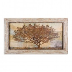 Autumn Radiance Sepia Framed Art 51100
