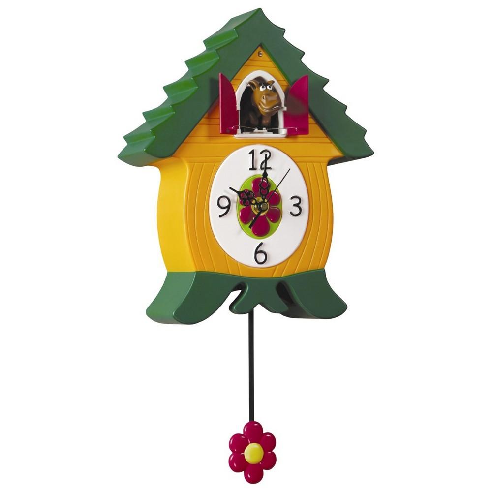 cuckoo clocks for kids whinnycoo horse cuckoo clock. Black Bedroom Furniture Sets. Home Design Ideas