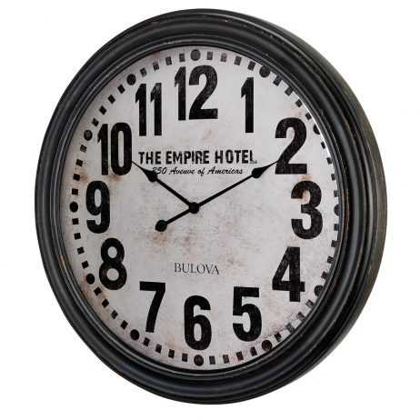 Hotelier Oversized Wall Clock C4819
