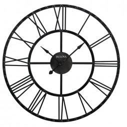 "Carmen 45"" Oversize Wall Clock Bulova C4820"