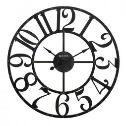 "Gabriel 45"" Oversize Wall Clock Bulova C4821"