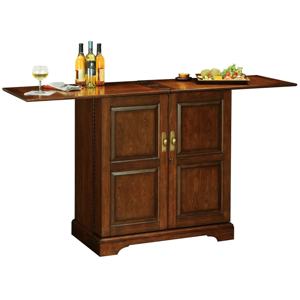 Howard miller lodi home bar cabinet 695116 Home pub bar furniture