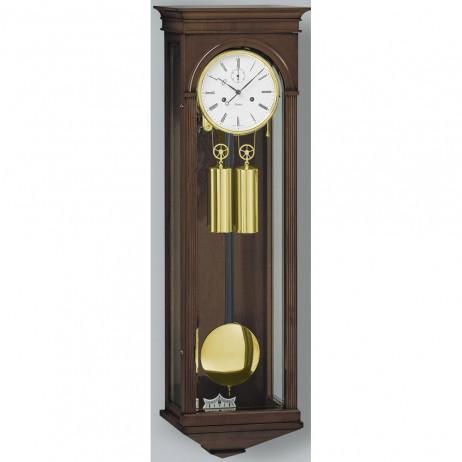 Regulator Wall Clock Palladio 31-Day Walnut Kieninger 2512-23-03