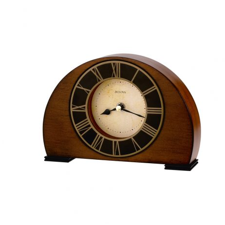 Tremont Art Deco Table Clock B7340