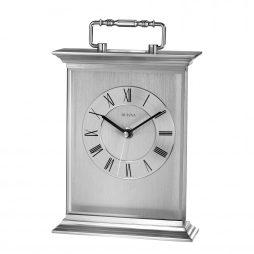 Bulova Newport Table Carriage Clock B7472