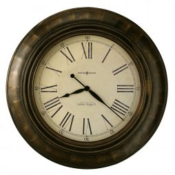 "Brohman 34"" Oversized Wall Clock Howard Miller 625-618"