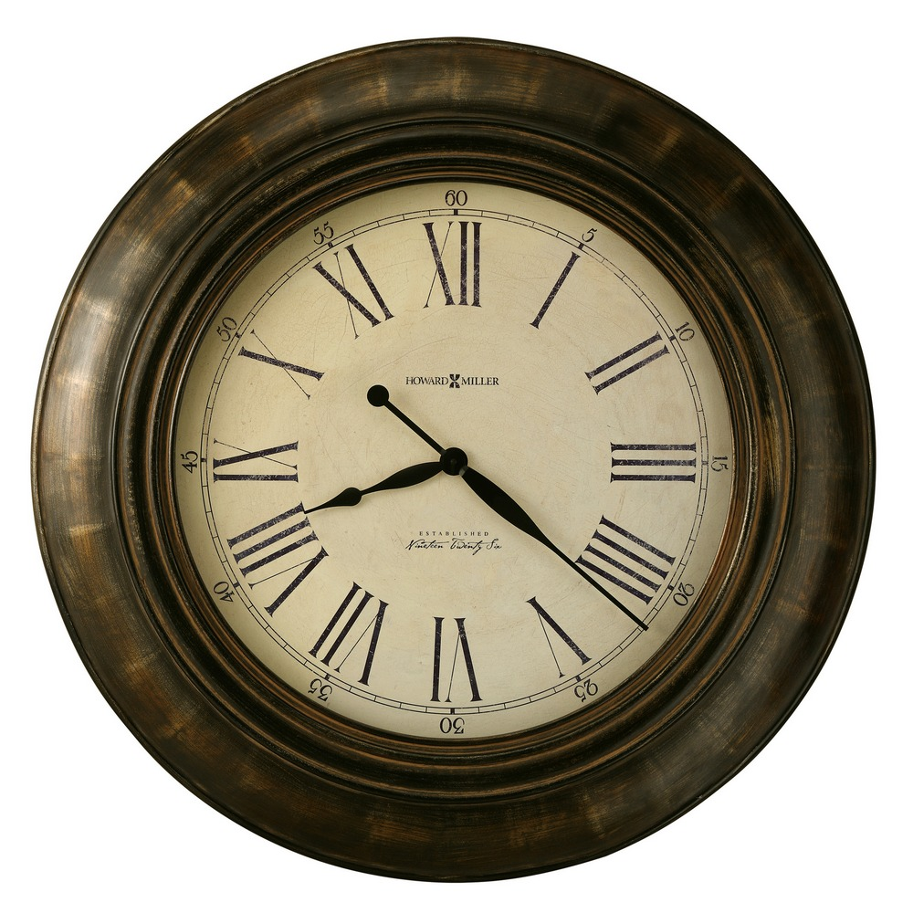 Oversized Wall Clock Howard Miller Brohman 34 625 618