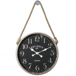 Bartram Large Wall Clock Uttermost 06428