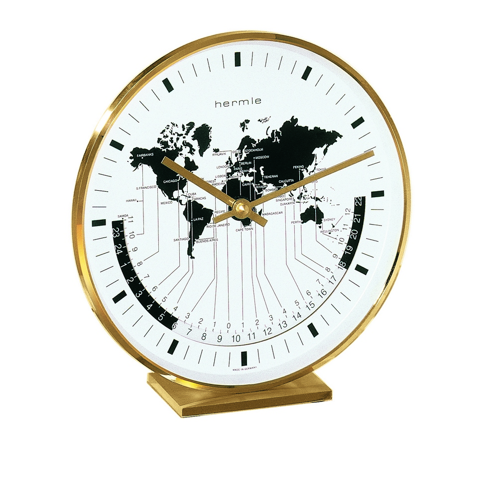 Time Zone Clocks And World Time Clocks Clockshops Com
