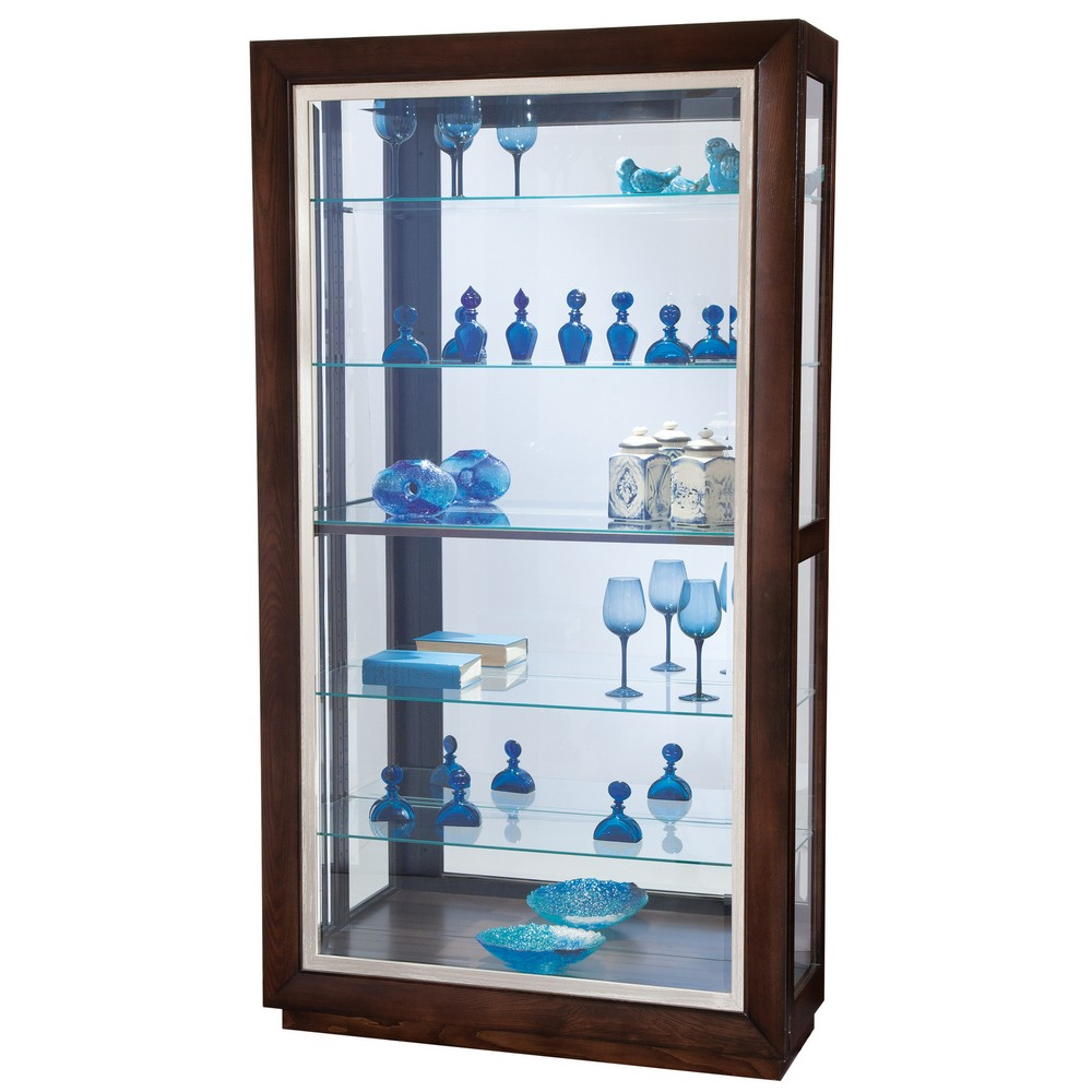 Curio Cabinets And Collector Cabinets