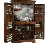 Home Bar & Wine Cabinets - Howard Miller 6955064