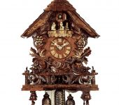 8-Day Cuckoo Clocks | Hand Carved German Clocks