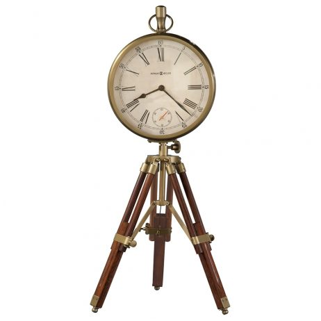 Howard Miller Mantel Clock 635-192 Time Surveyor Mantel