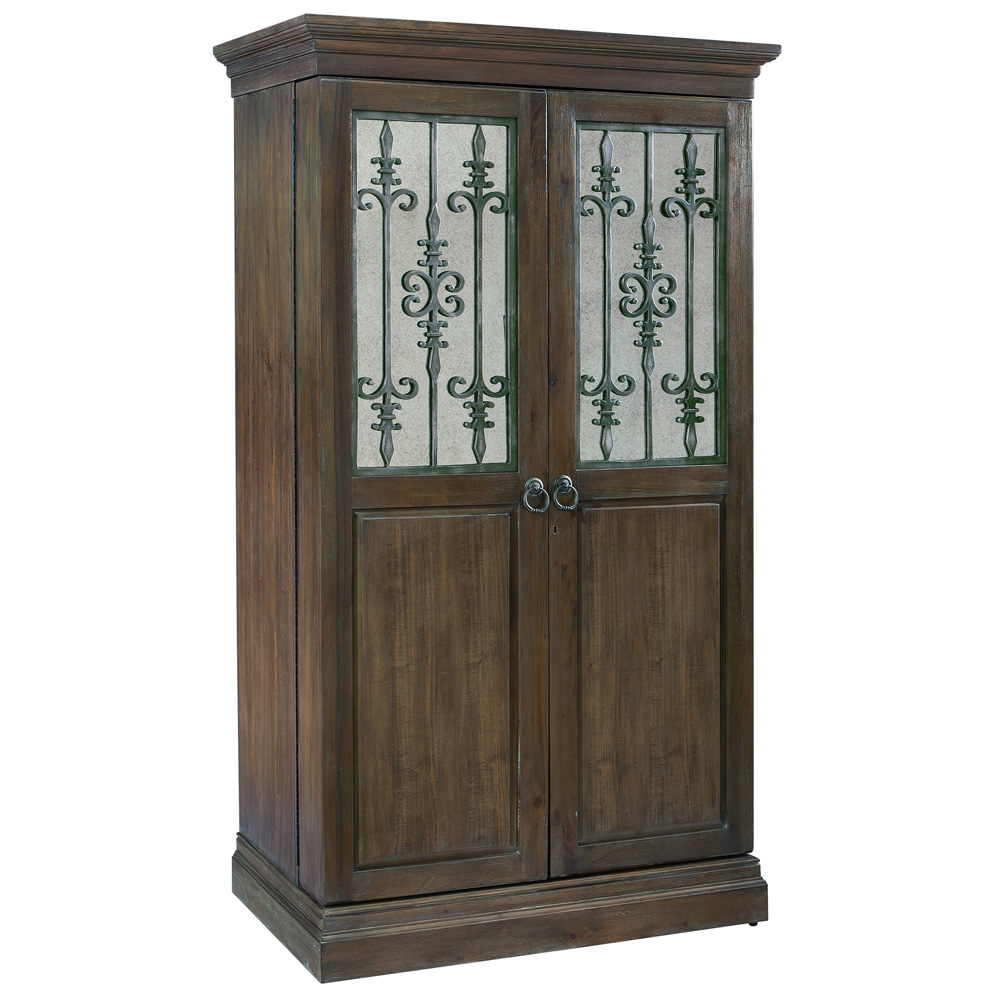 Howard Miller Monaciano 695 168 Home Bar Wine Cabinet