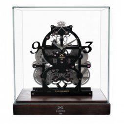 L'Epee Le Duel Black Pearl MM 50.6595/001 | ClockShops.com