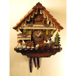 Beer Drinker Musical Cuckoo Clock 1318