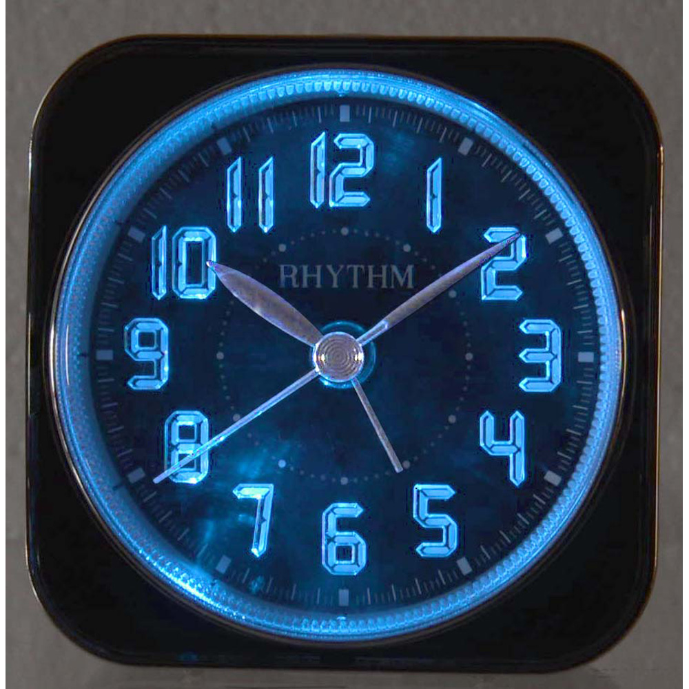 Nightbright Super Bright Led Alarm Clock Cre826ur02